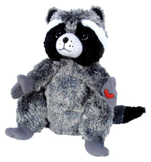 Chester the Raccoon Doll: From the Kissing Hand