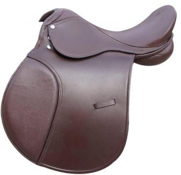 Eureka | General Purpose Leather Saddle