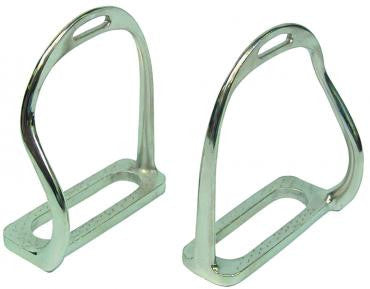 Safety Stirrup Irons | Nickel Plated