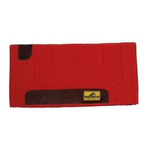 HorseMaster | Felt Lined Canvas Saddle Pad