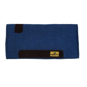 HorseMaster | Felt Lined Cotton Saddle Pad