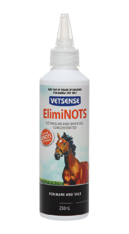 ElimiNOTS | Shine & Detangler Gel