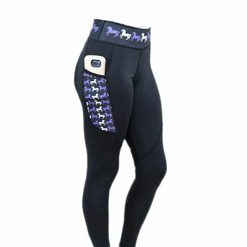 Performa Ride | Lara Thermal Riding Tights