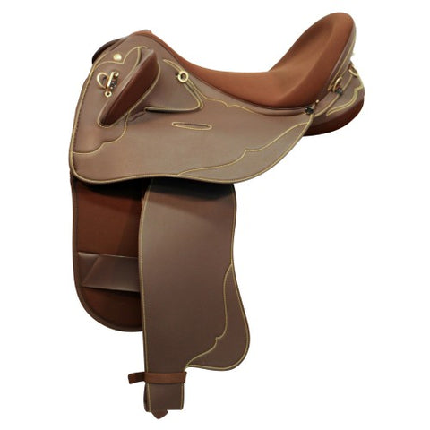 Horsemaster | Swinging Fender Saddle - Synthetic
