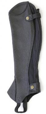 Showcraft | Grained Leather Gaiters