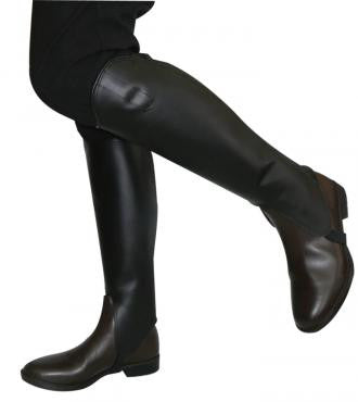 Showcraft | Smooth Leather Gaiters
