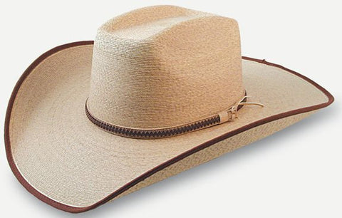 Sunbody Hat | Mexican Box Palm Leaf Top