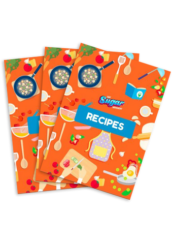 Kid's Recipe Books- pack of 20