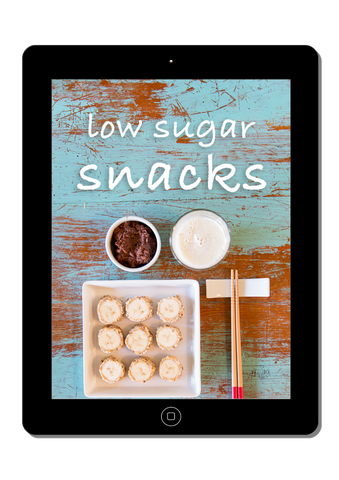 Low Sugar Snacks ebook