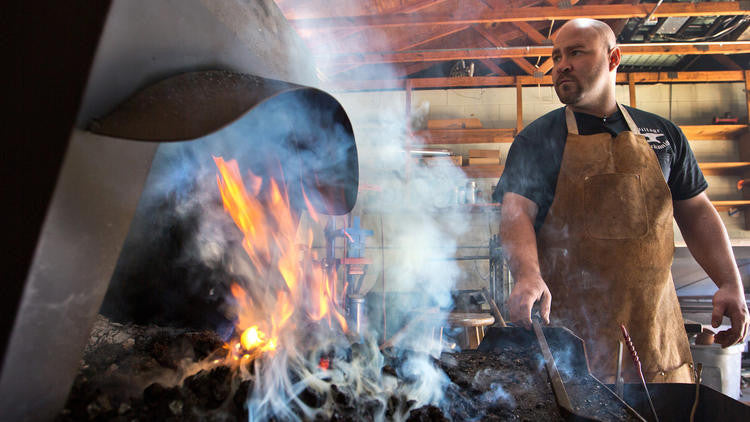 Making the old new again: The Village Blacksmith of Gloucester County