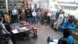 20 Minute Blacksmith Shop Tour and Forging Demo