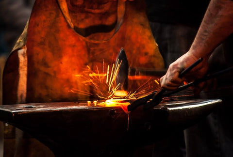 Basic Blacksmithing - 3 DAY BLACKSMITHING CLASSES  AUGUST- NOVEMBER 2017