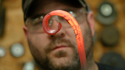 Basic Blacksmithing - 3 DAY BLACKSMITHING CLASSES  FALL 2019