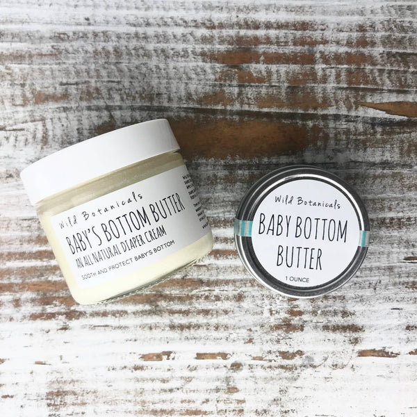 2oz Bottom Butter Jar - Blume Market