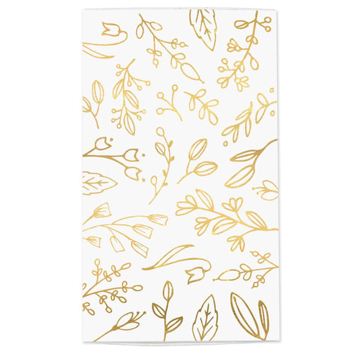 Large Match Box: White & Gold - Blume Market