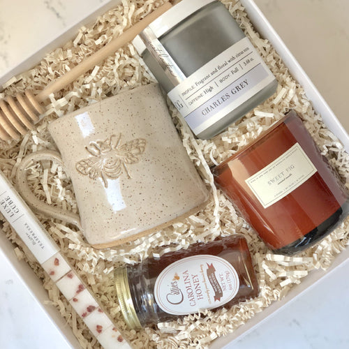 Tea & Honey Gift Box