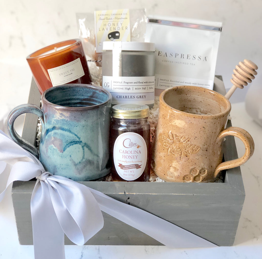 Tea For Two Luxe Gift Box Blume Market