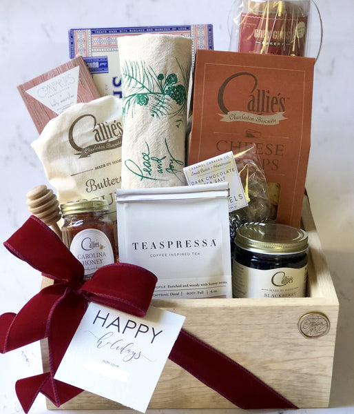 Southern Charm Holiday Gift Box