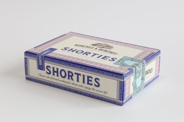 SHORTIES - Shortbread Cookies Boxed