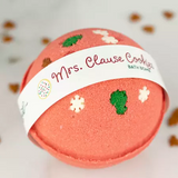 Mrs. Clause Cookies Bath Bomb