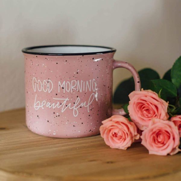 Good Morning Beautiful Mug - Blume Market