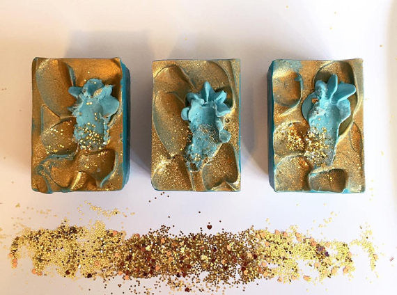 Mermaid Hugs Detoxifying Bar Soap