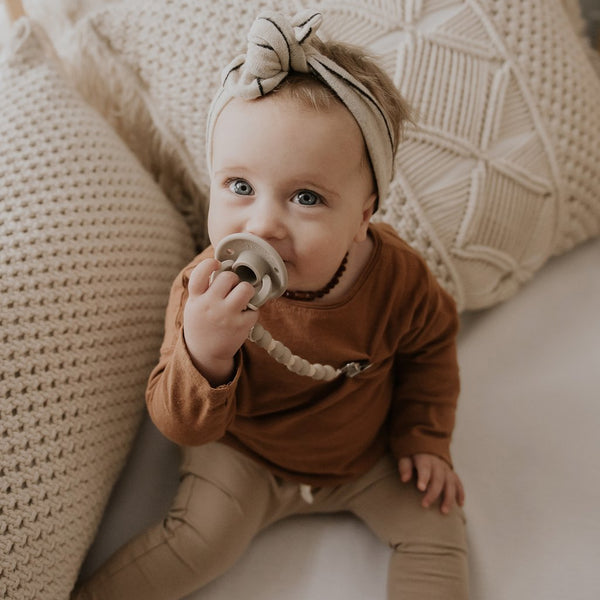 OLI Silicone Bacteria Resistant Pacifier - Blume Market