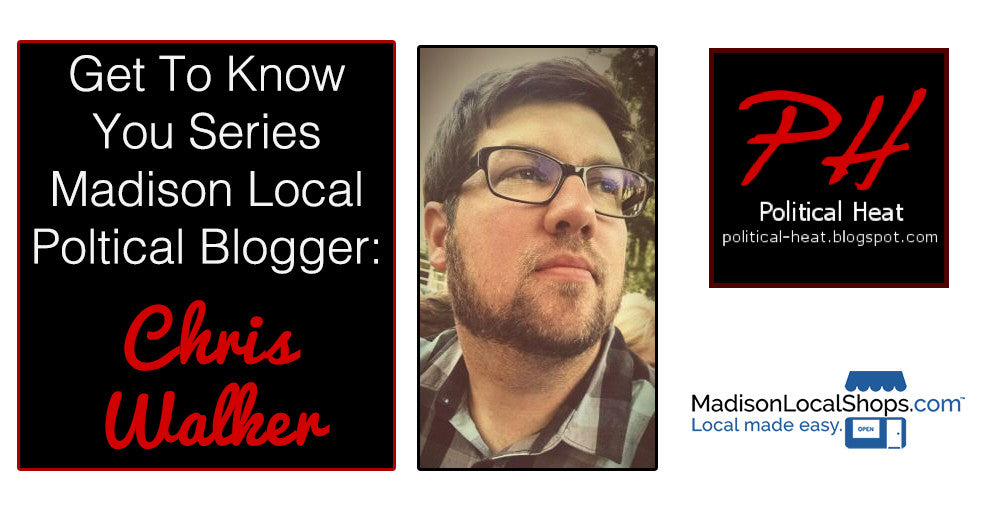 Get To Know The Blogger: Political Heat