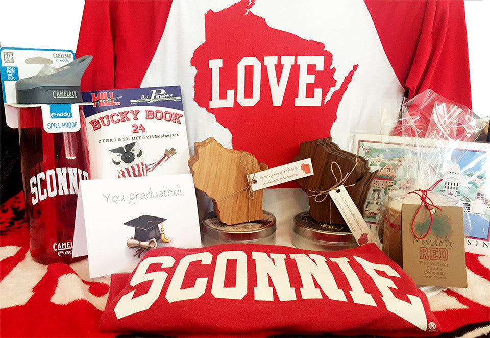 Wisconsin High School and College Graduation Gift Ideas