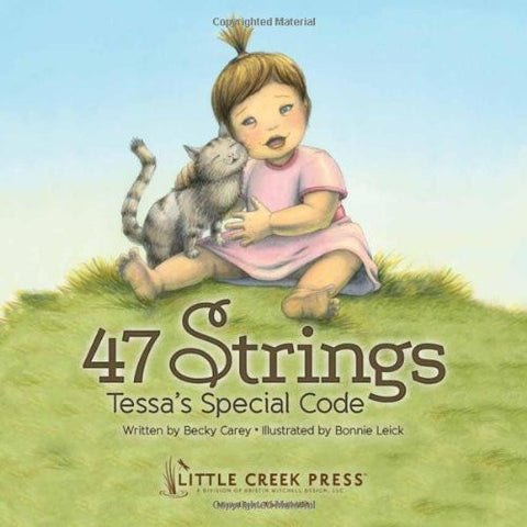 47 Strings: Tessa's Special Code by Becky Carey