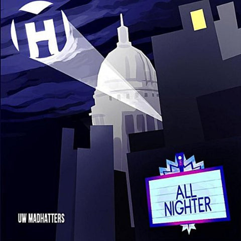 All Nighter (CD)