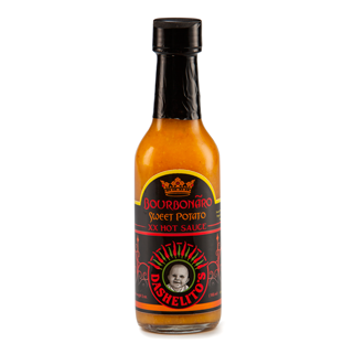 Bourbonaro Sweet Potato Hot Sauce