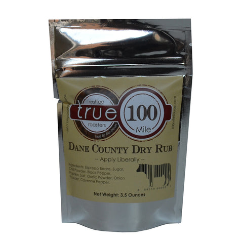 Dane County Dry Rub (3.5oz)