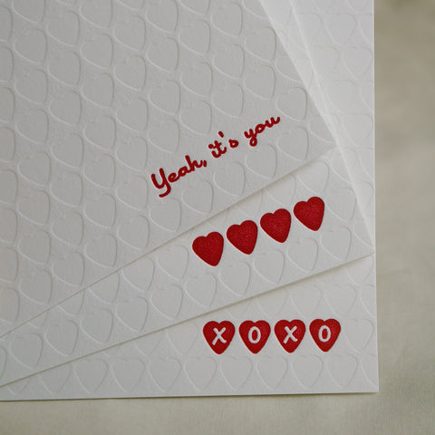 Love Notes: Combo Pack (3 Cards)