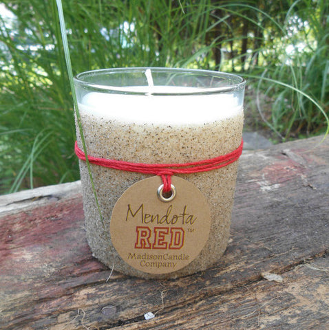 Mendota Red Candle