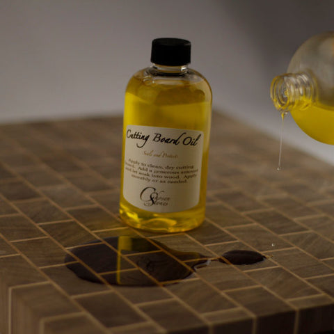 Premium Wood Cutting Board Oil [4oz]