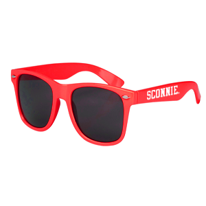 Sconnie Malibu Sunglasses [Red]