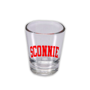 Sconnie Shot Glass