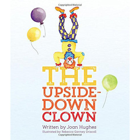 The Upside-Down Clown by Joan Hughes