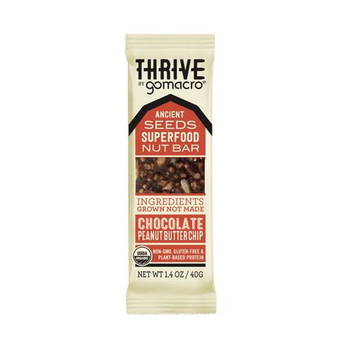 Thrive Bar Chocolate Peanut Butter Chip