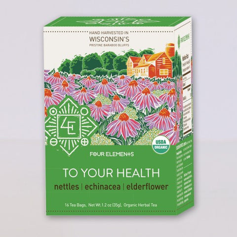 To Your Health Tea