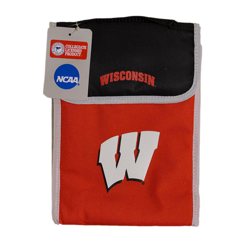 University of Wisconsin-Madison Badgers Soft Insulated Lunchbox