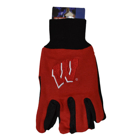 University of Wisconsin-Madison Gardneing and Work Gloves