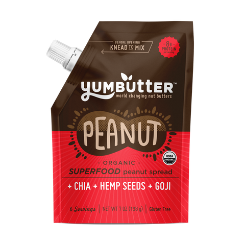 Superfood Peanut Butter