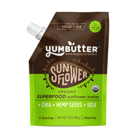 Superfood Sunflower Butter