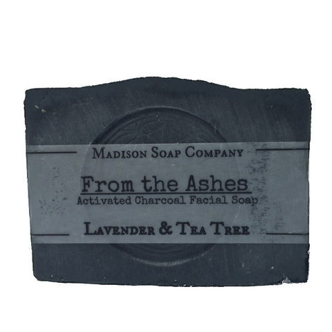 From the Ashes [Activated Charcoal Facial Soap]
