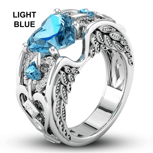 32841851868 (Alt 32841493183) - Angel Wing Heart Ring
