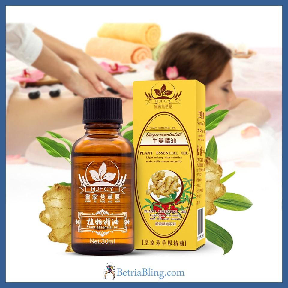 Premium Natural Ginger Essential Oil
