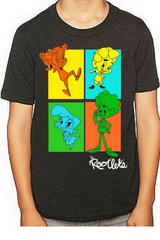 "Boys ""Be Bright"" Graphic Tee - The Rootlets"