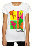 "Girls ""Be Bright"" Graphic Tee - The Rootlets"